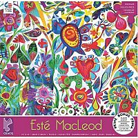Este MacLeod: Flower Hearts (Pink) 300pc
