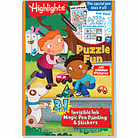 "3in1: Highlights™ ""Puzzle Fun"""