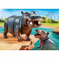 70354 Hippo with Calf