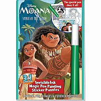 3in1: Disney's Moana - Spirit of the Ocean