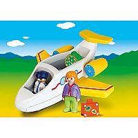 70185 Plane with Passenger