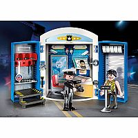 70306 Police Station Play Box