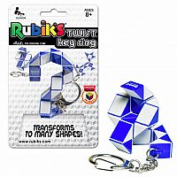Rubik's® Twist™ Key Ring