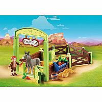 70120 Snips & Señor Carrots with Horse Stall