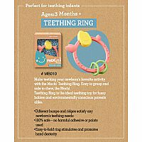 Mochi Teething Ring