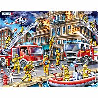 Firefighters 45pc Jigsaw