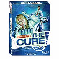 Pandemic: The Cure Dice Game