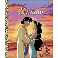 Aladdin (A Little Golden Book)