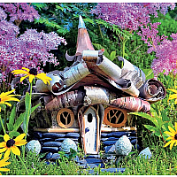 Fairy Houses Alpine 300pc