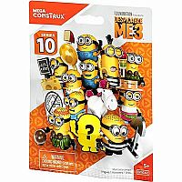 Despicable Me 3 - Mega Construx Blind Bag
