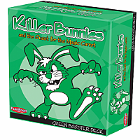 Killer Bunnies: Green Booster