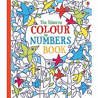 Color by Numbers Book