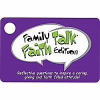 Family Talk Faith Edition