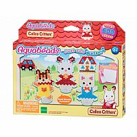 Aquabeads: Calico Critters Character Set