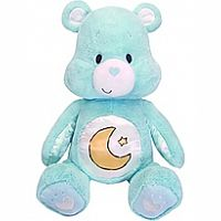 Care Bears Soother Bear - Blue