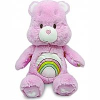 Care Bears Soother Bear - Pink