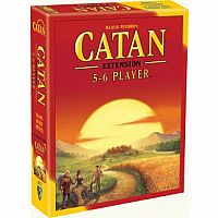Catan™ - Extension for 5-6 Players