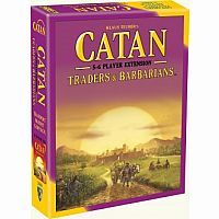 Catan: Traders & Barbarians™ 5-6 Player Extension