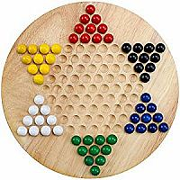 Chinese Checkers - Wooden