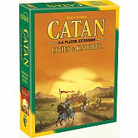 Catan: Cities & Knights™ 5 - 6 Player Extension