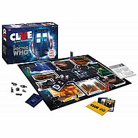 CLUE®: Doctor Who