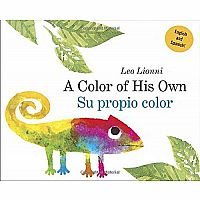 A Color of His Own:(Spanish-English Edition) by Leo Lionni
