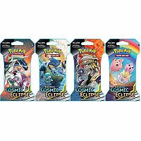 Pokemon Cards - Sun & Moon: Cosmic Eclipse