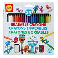 Erasable Crayons 24ct