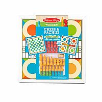 Chess and Pachisi