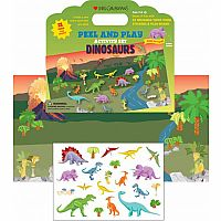 Dinosaurs - Peel & Play