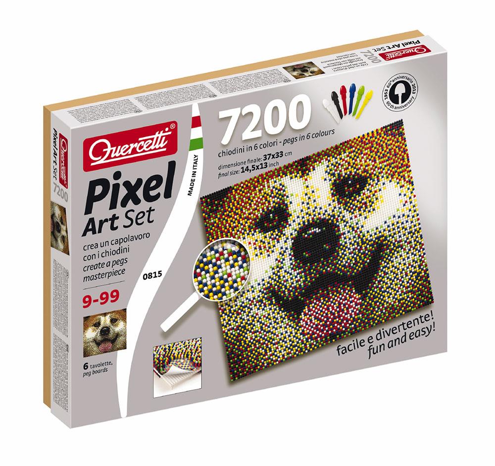 Dog Pixel Art Set Raff And Friends