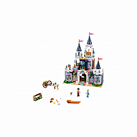 Cinderella's Dream Castle 41154