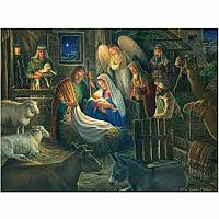 Away in a Manger 500pc
