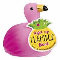 Light Up Flamingo Float