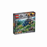 Blue's Helicopter Pursuit 75928