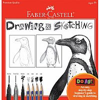 Drawing & Sketching Set - Do Art