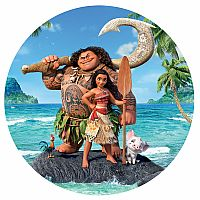 Disney Round: Moana 500pc