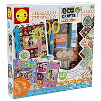 Eco Crafts Scrapbook Set