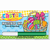 Easter Game Book - Eggs'tra Fun