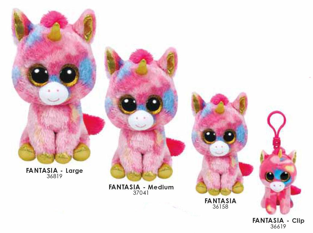 b0bea8b95b4 Fantasia (Medium) Beanie Boo - Raff and Friends