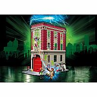 9219 Ghostbusters™ Firehouse