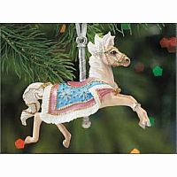 2017 Flurry Carousel Ornament