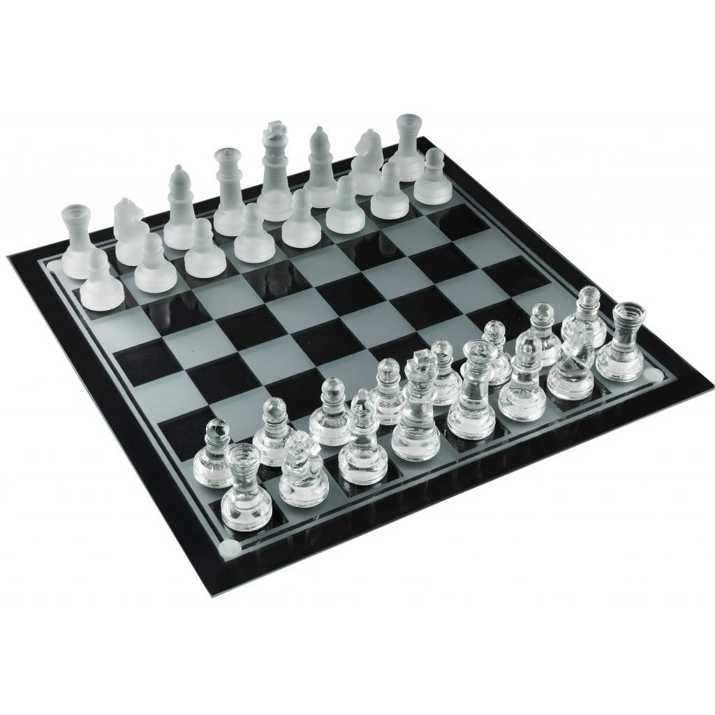 Checkmate Glass Chess Set Raff And Friends