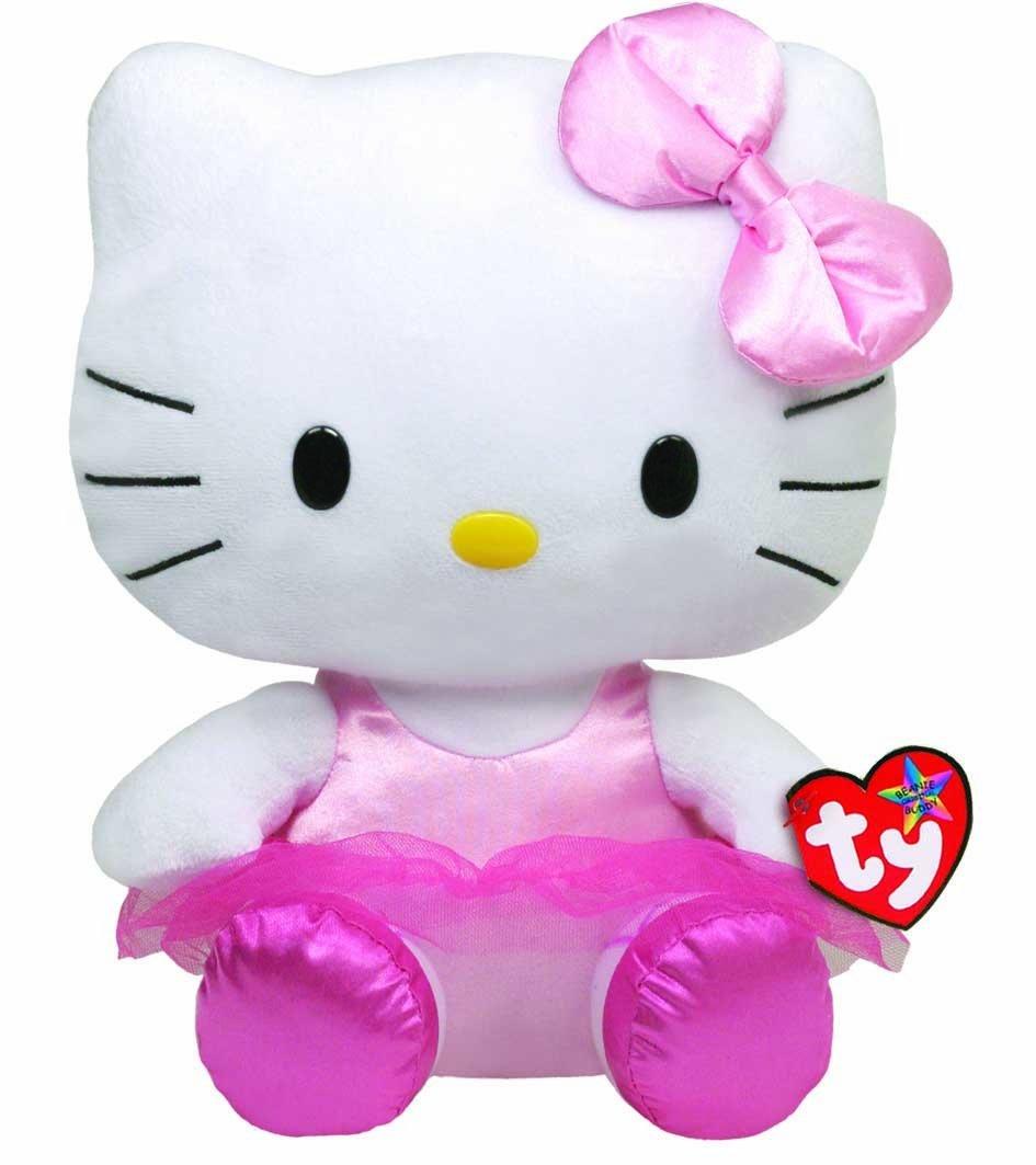 Hello kitty ballerina medium raff and friends - Ballerine hello kitty ...