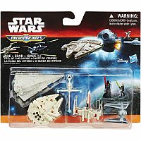 Star Wars Micro Machines: Return of the Jedi