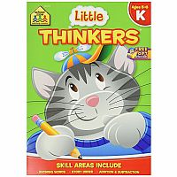 K | Little Thinkers Workbook