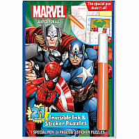 "2in1: Marvel Super Heroes™ ""Justice For All"""