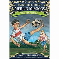#24 Soccer on Sunday (Merlin Mission)