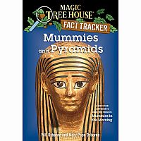 Fact Tracker: Mummies and Pyramids