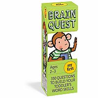 Brain Quest: My First